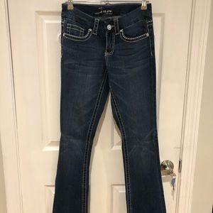 Seven 7 Brand Embellished Jeans